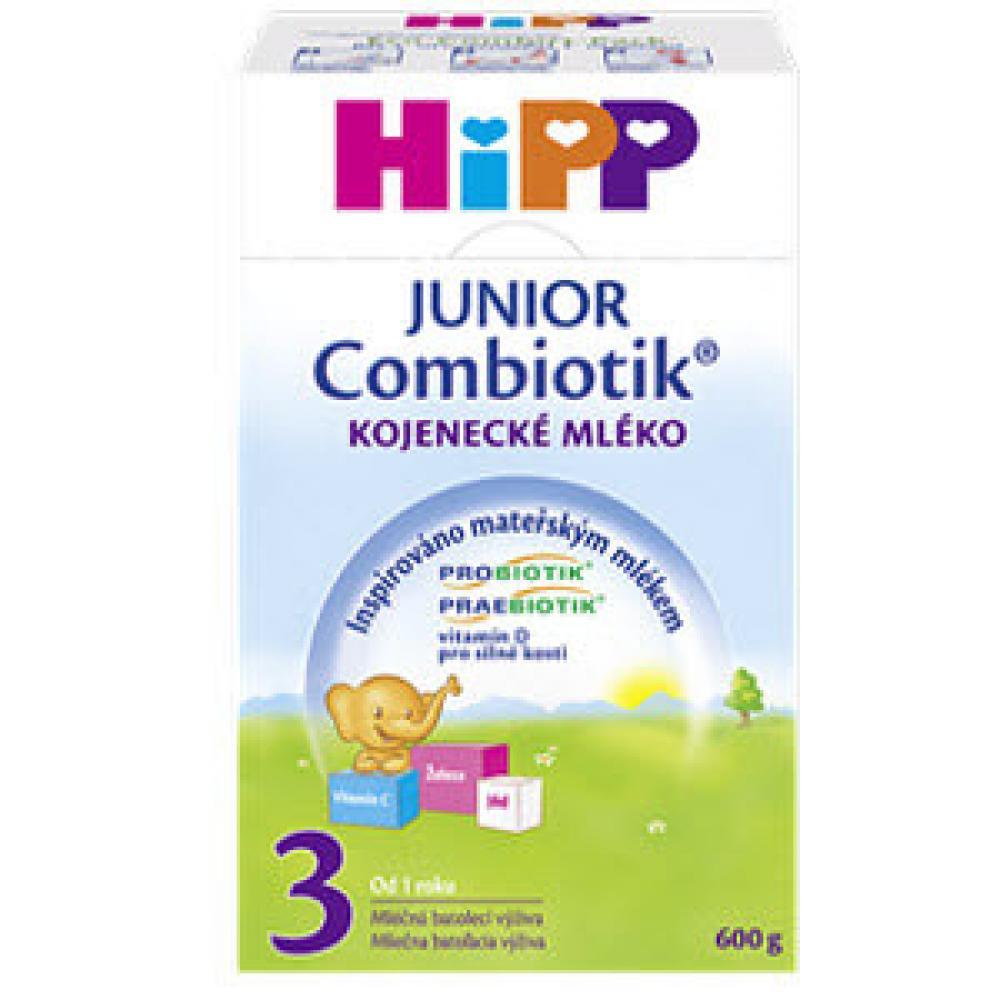 HIPP Mléko Combiotic 3 600 g
