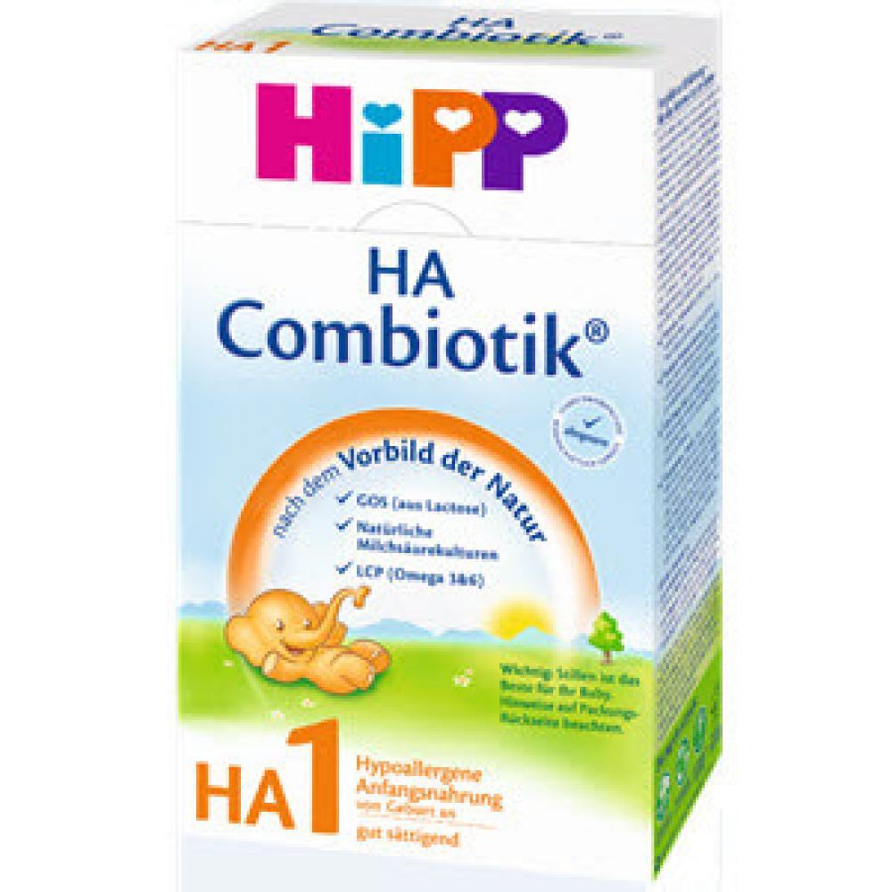 HIPP MLÉKO HA1 Combiotic 500g