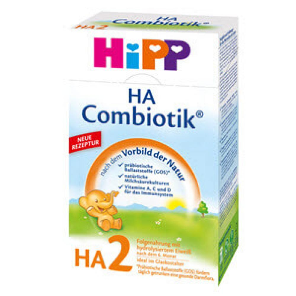 HiPP HA Combiotic 2 kojenecké mléko 500 g