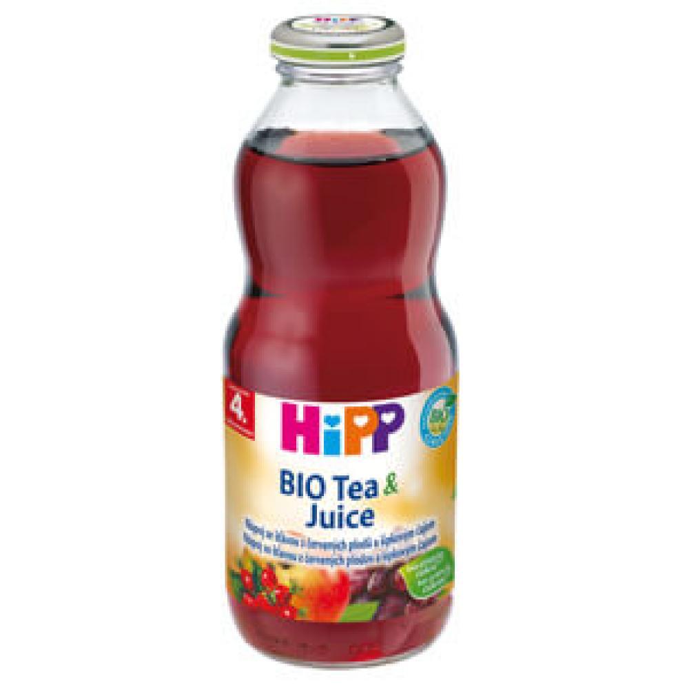 HIPP Šťáva Červené plody a šípkový čaj BIO 500 ml