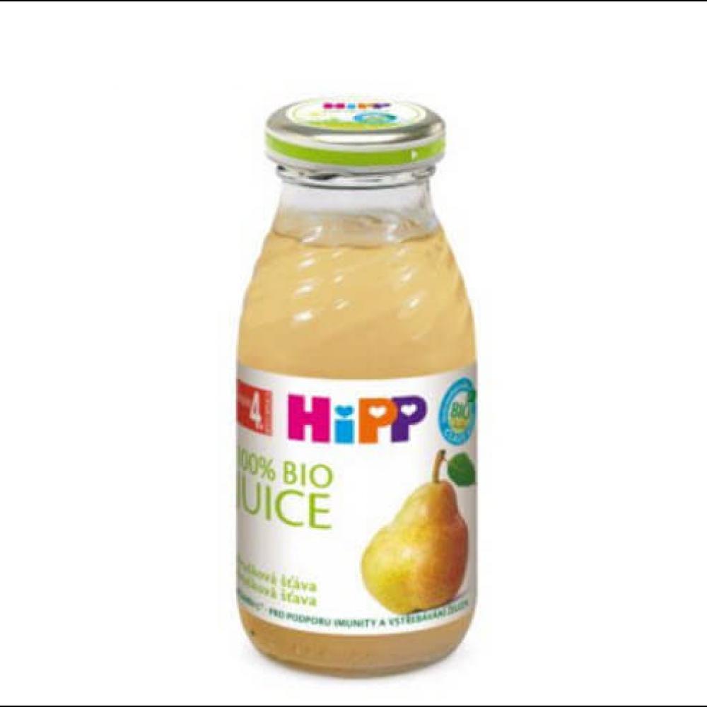 HIPP Šťáva Hrušková šťáva BIO 200 ml