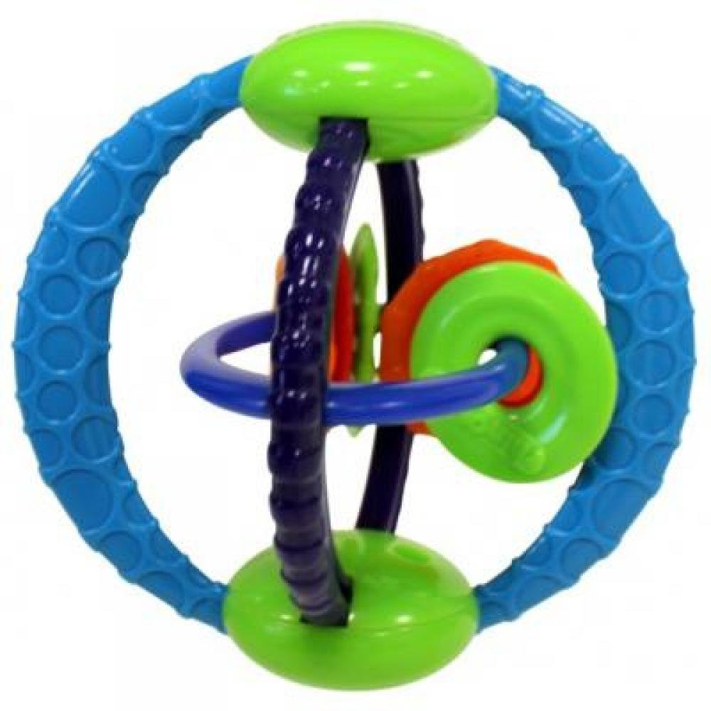 BRIGHT STARTS Oball hračka magická koule 3m+