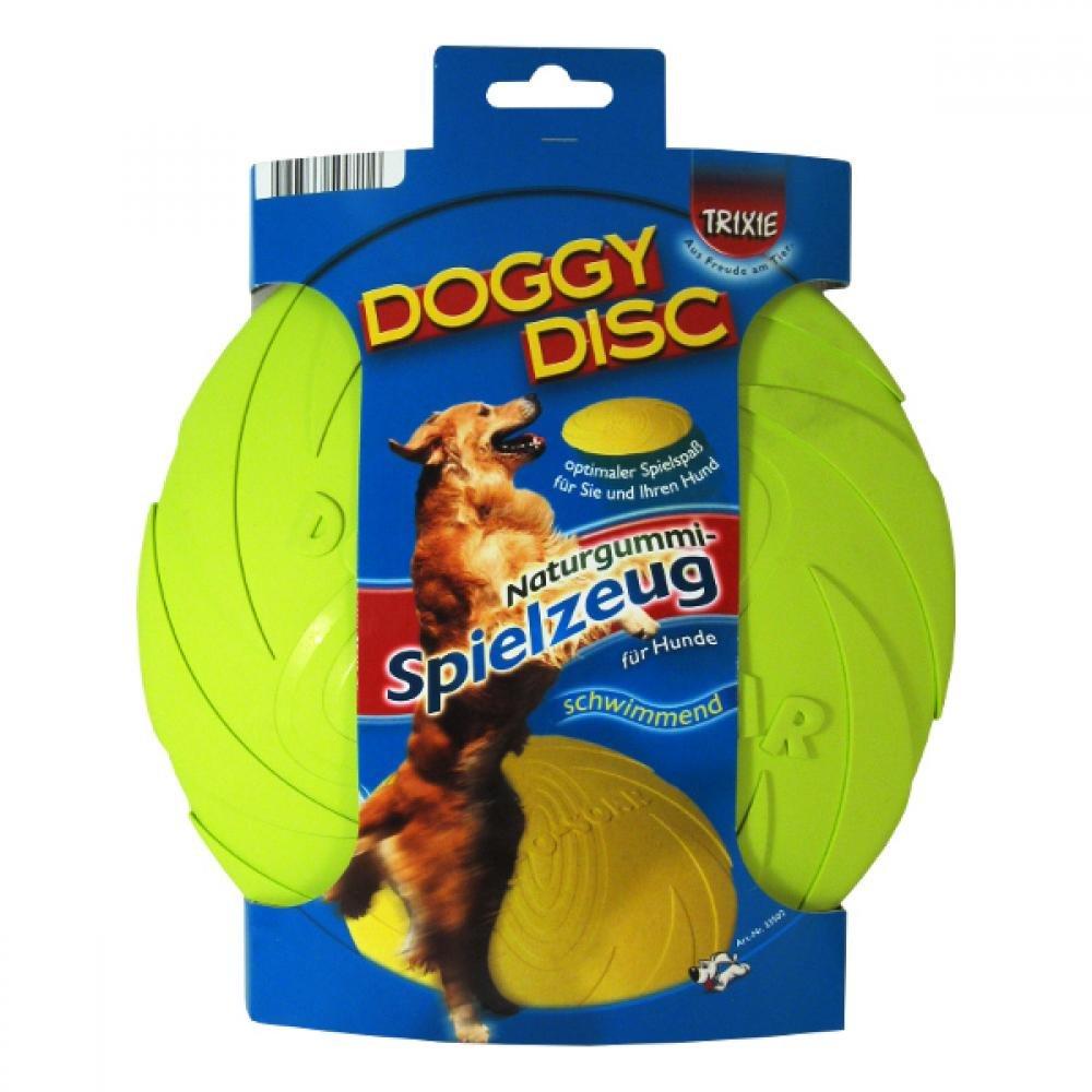 Hračka pes Létající talíř Doggy Disc 22cm TR