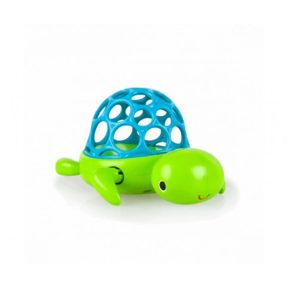 BRIGHT STARTS hračka do vody želva 6m+