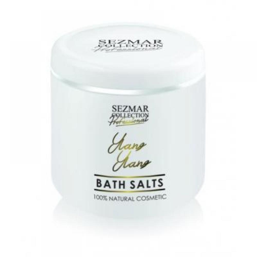 HRISTINA Přírodní koupelová sůl ylang–ylang 500 g