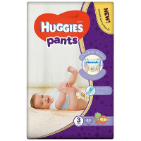 HUGGIES Pants Jumbo 3, 6–11 kg, 44 ks