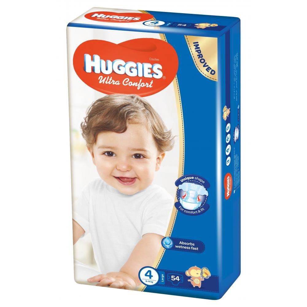 HUGGIES Ultra Comfort vel.4 54 ks