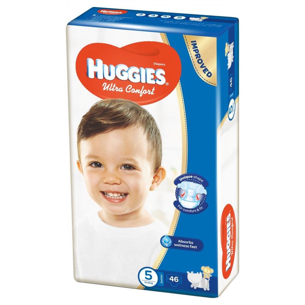 HUGGIES Ultra Comfort vel.5 46 ks