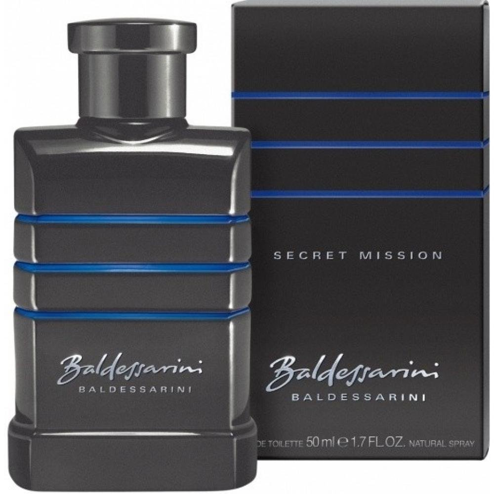 Hugo Boss Baldessarini Secret Mission Toaletní voda 50ml
