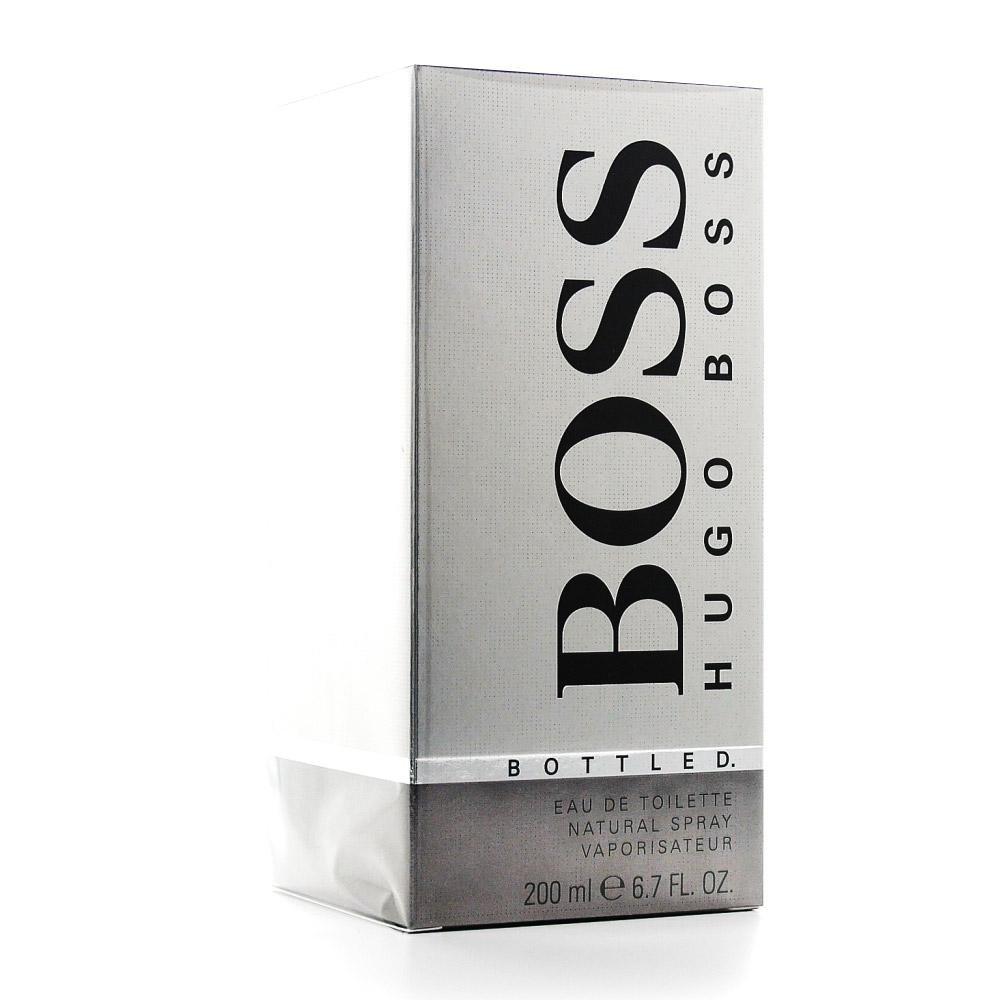 HUGO BOSS No.6 toaletní voda 200 ml