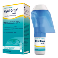 HYAL-DROP Multi oční kapky 10 ml