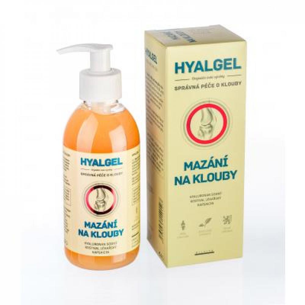 Hyalgel Mazání na klouby 250 ml