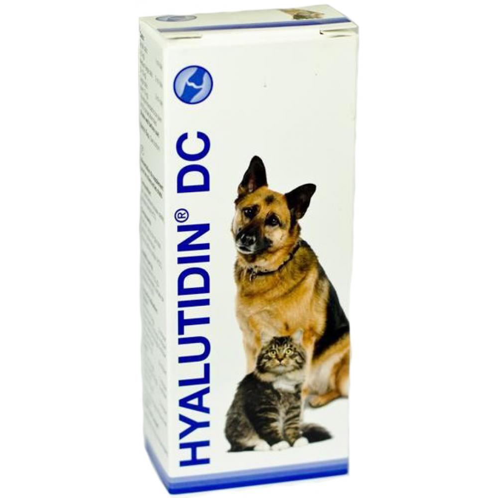 Hyalutidin DC AKTIV pro psy 2x125ml