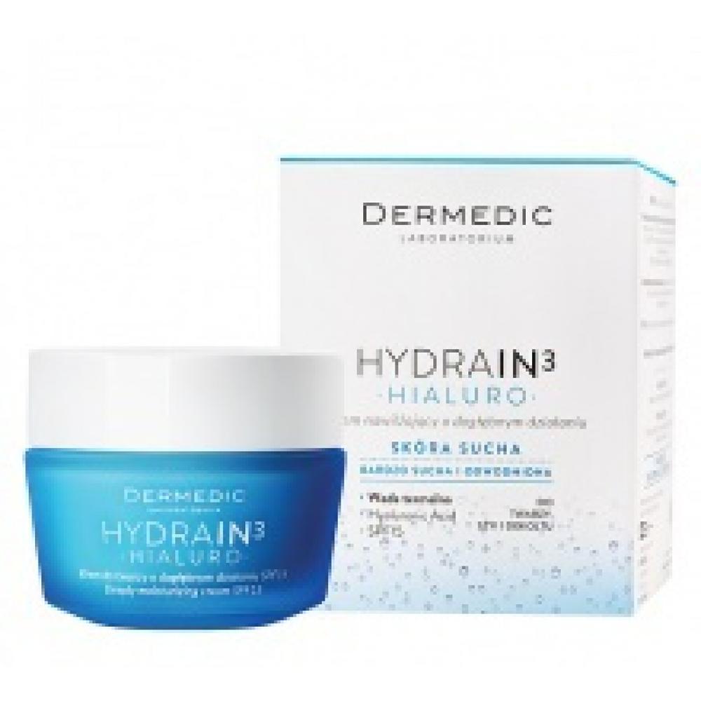 DERMEDIC HYDRAIN3 Hialuro - Hloubkově hydratační krém 50 g