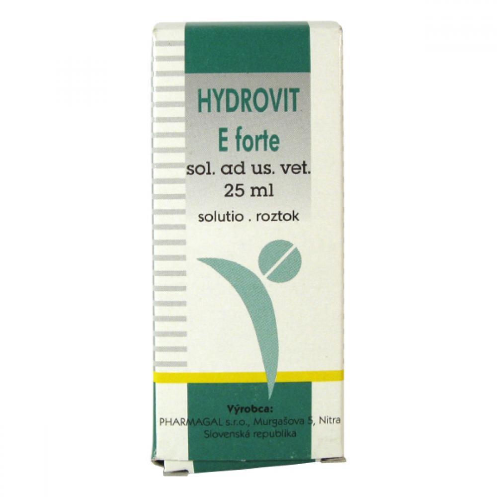 HYDROVIT E FORTE 300MG/ML A.U.V. SOL 25ML