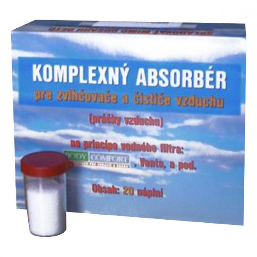 BODY COMFORT Hygienický prostředek - absorber BC