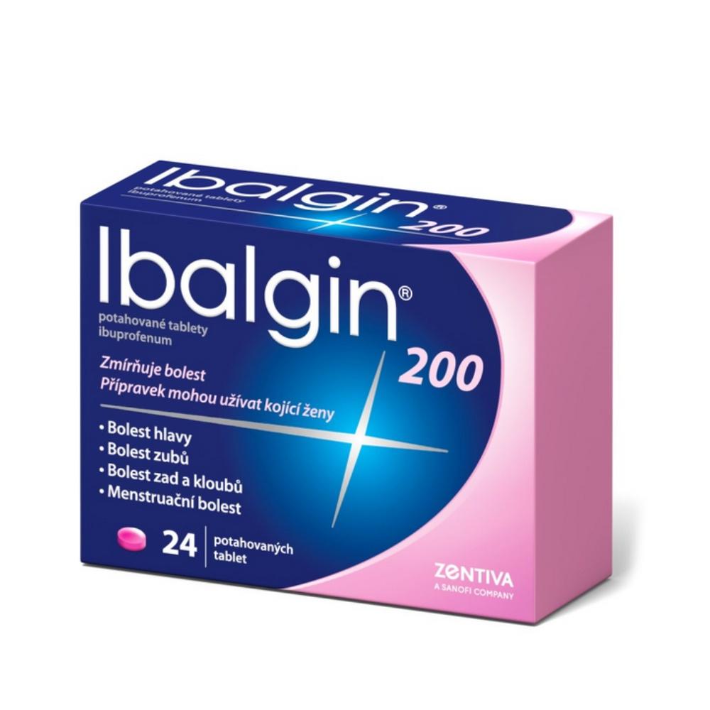 Ibalgin 200 200mg tbl.flm. 24