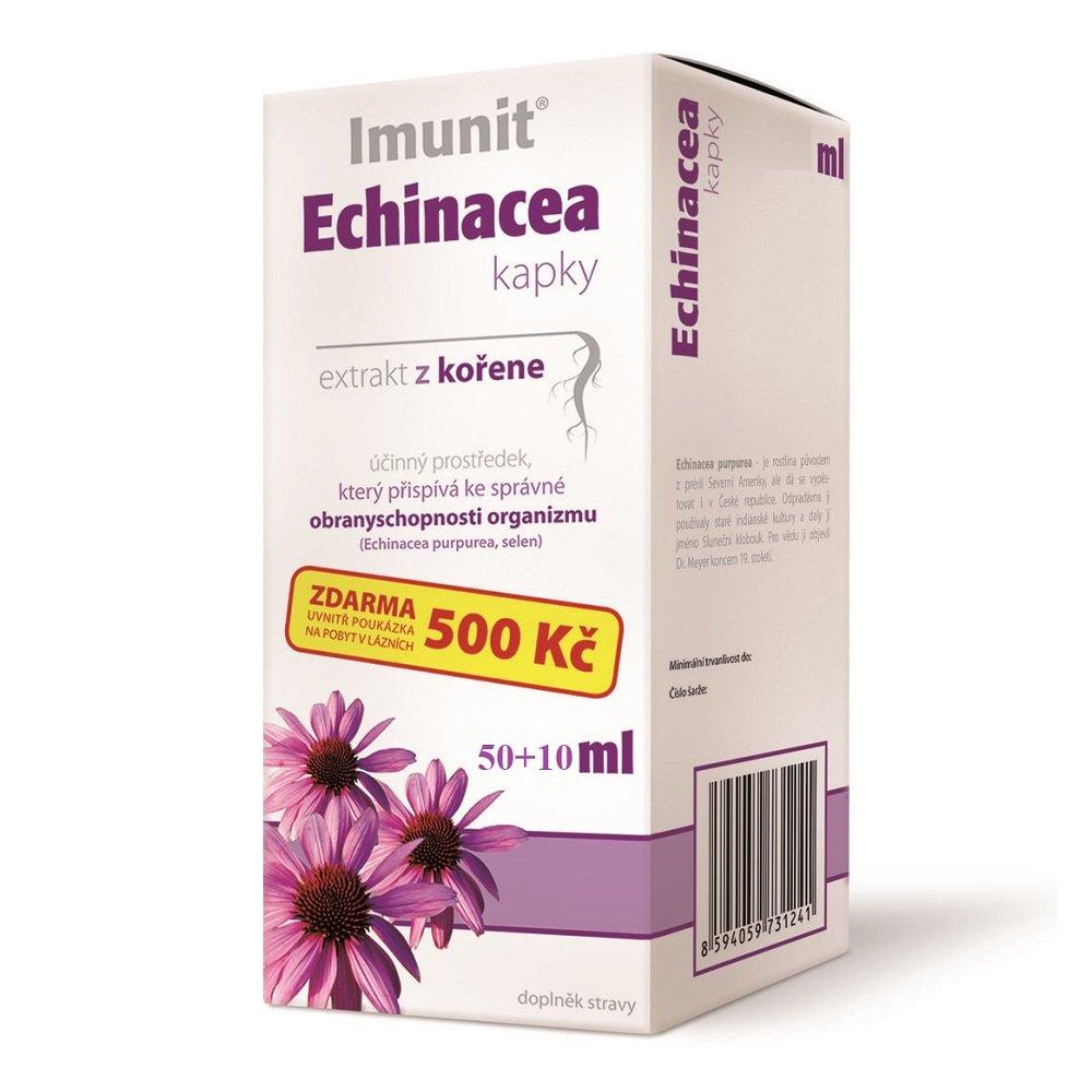 Echinaceové kapky Imunit 50 + 10 ml