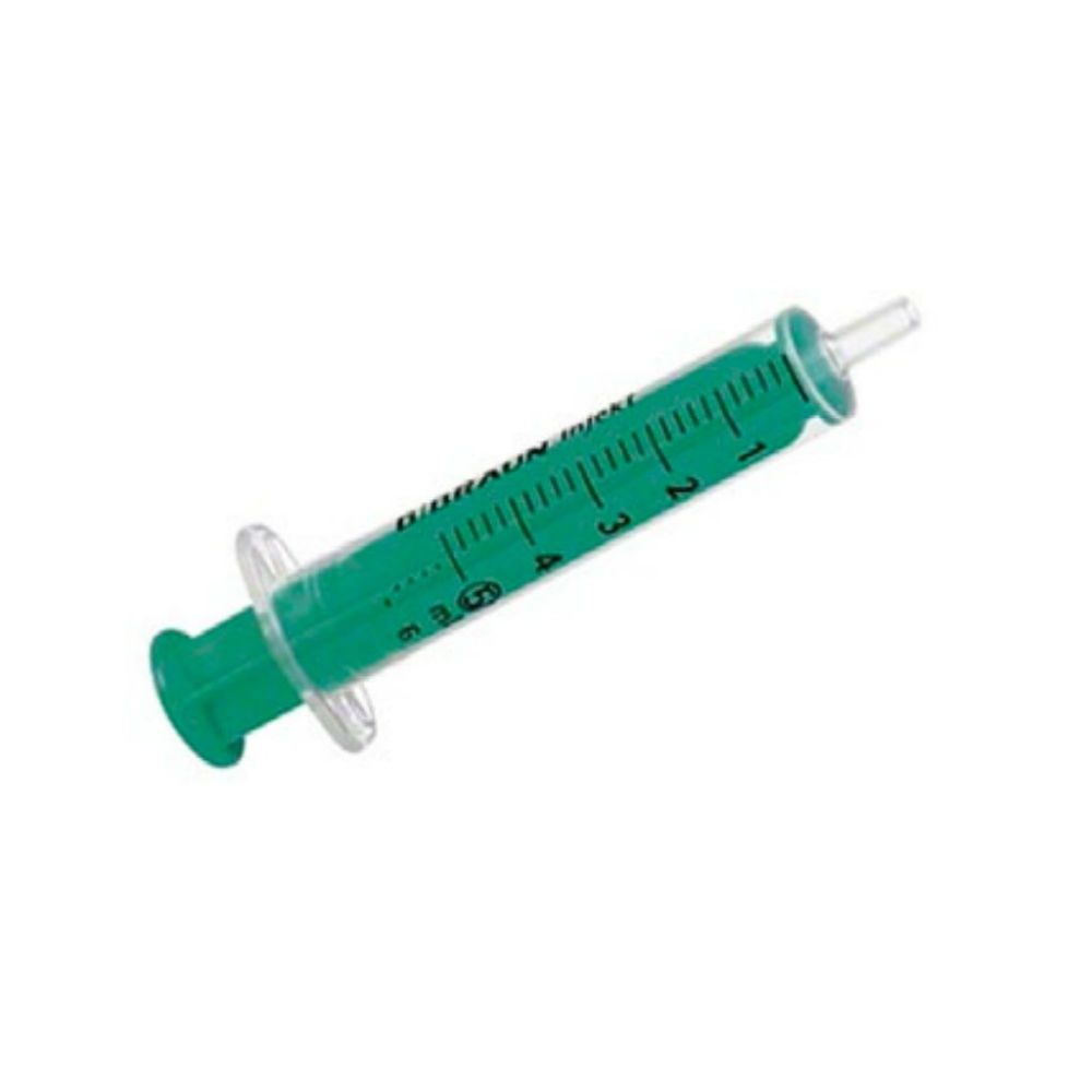 Injekční stříkačka 5 ml Braun 100 ks (PZN2057903)