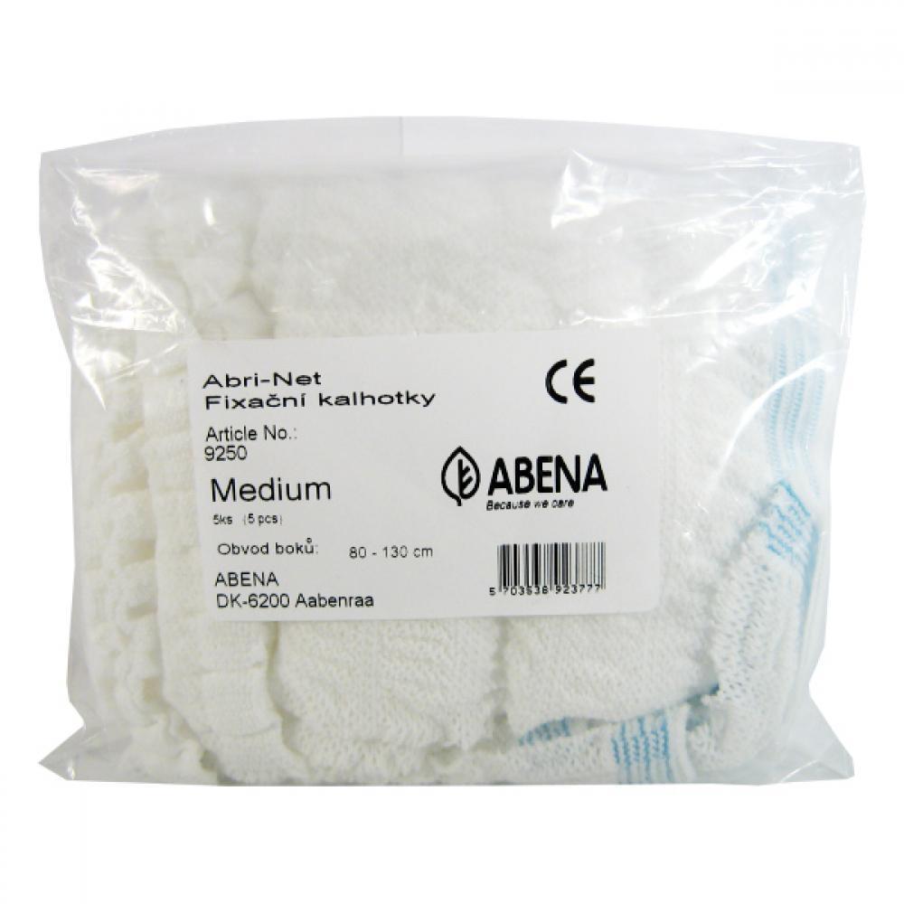 Inkontinenční fixační kalhotky Abri - net 9250 M / 80 - 130 cm / 5 ks