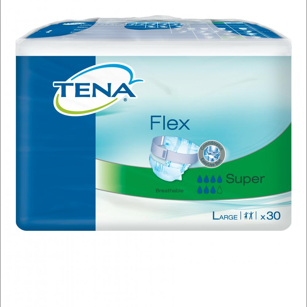 TENA Flex Super Large plenkové kalhotky 30 kusů