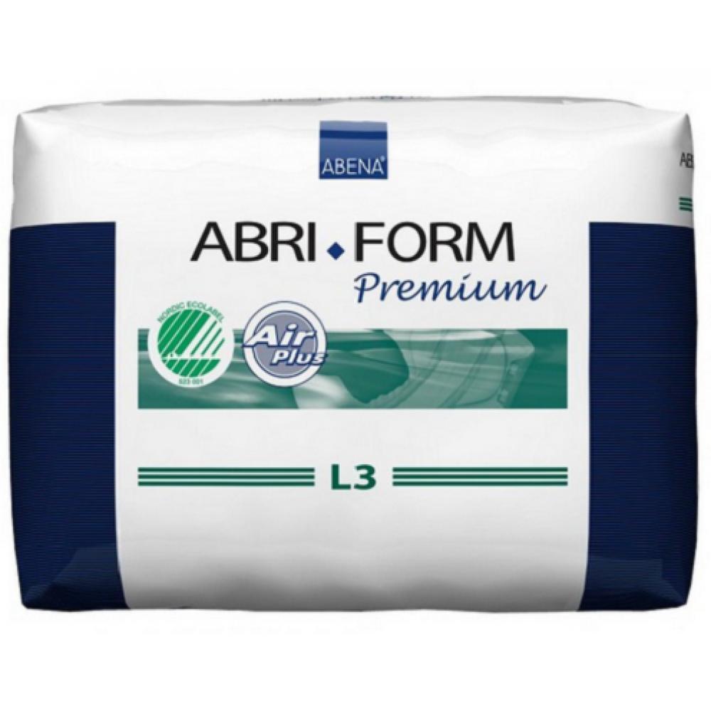 ABRI Form Air Plus Premium L3 Inkontinenční kalhotky 20 kusů