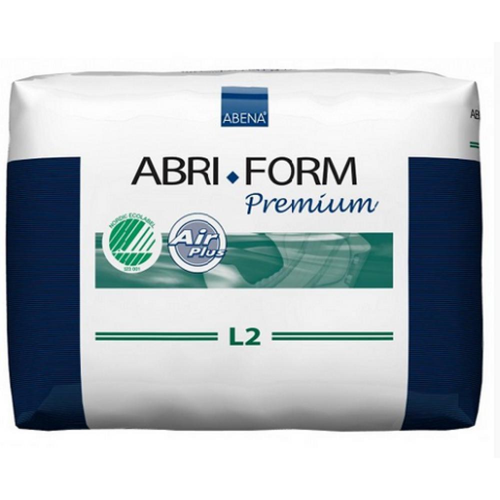 ABRI Form Air Plus Premium L2 Inkontinenční kalhotky 22 kusů
