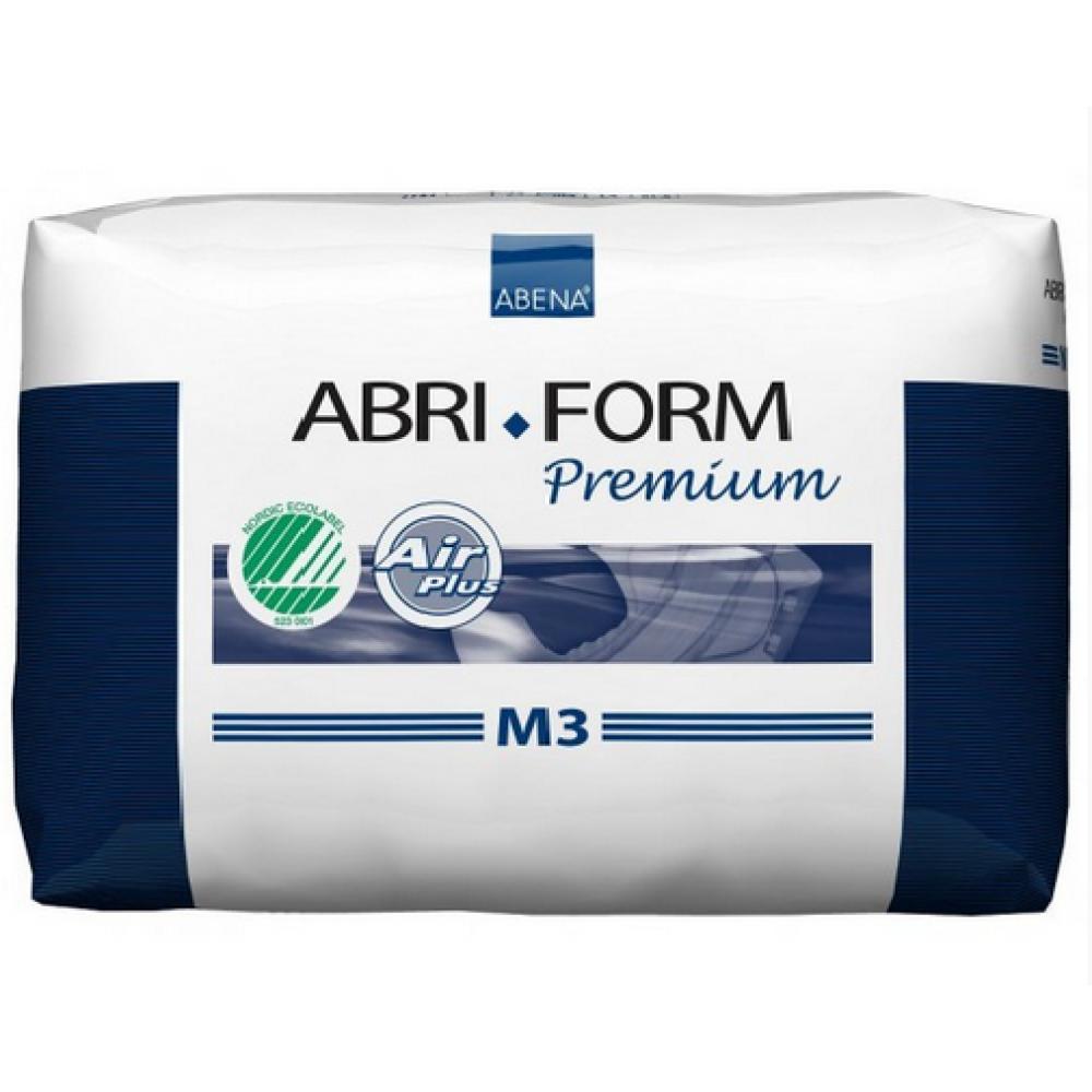 ABRI Form Air Plus Premium M3 Inkontinenční kalhotky 22 kusů