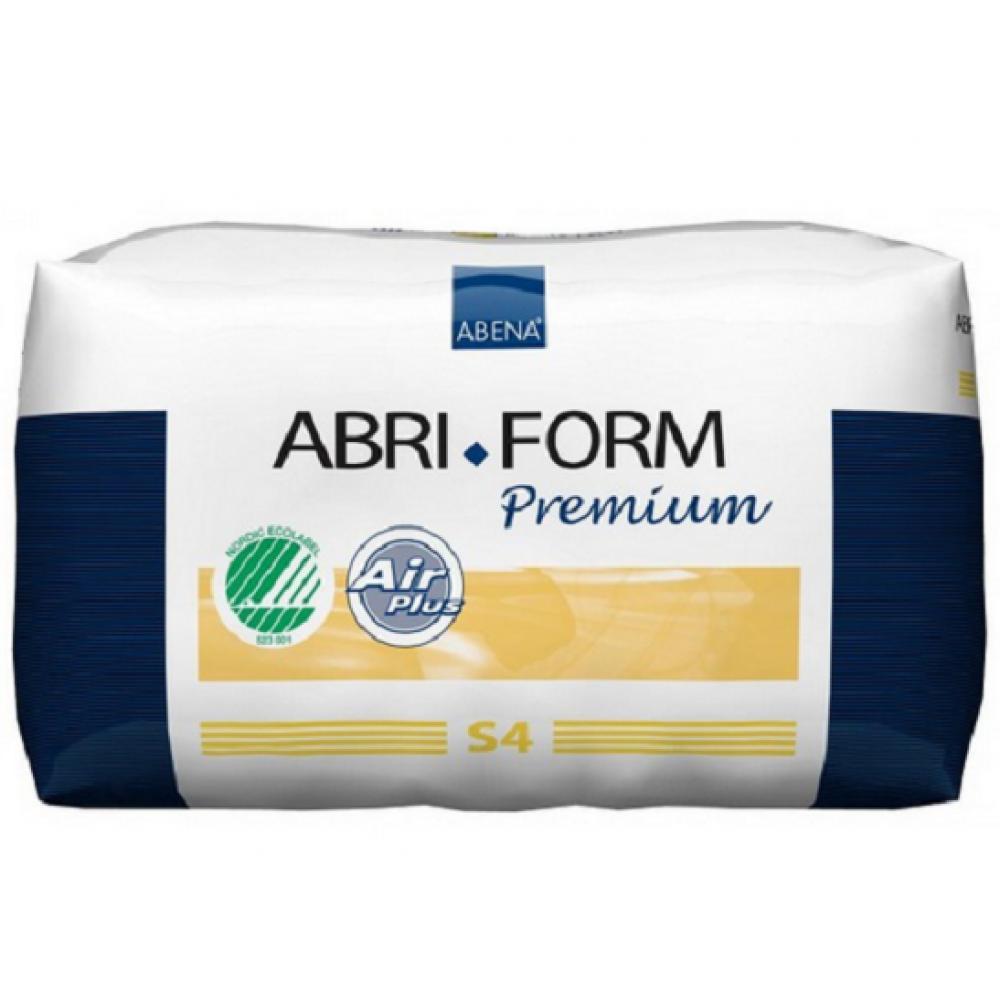 ABRI Form Air Plus Premium S4 Inkontinenční kalhotky 22 kusů