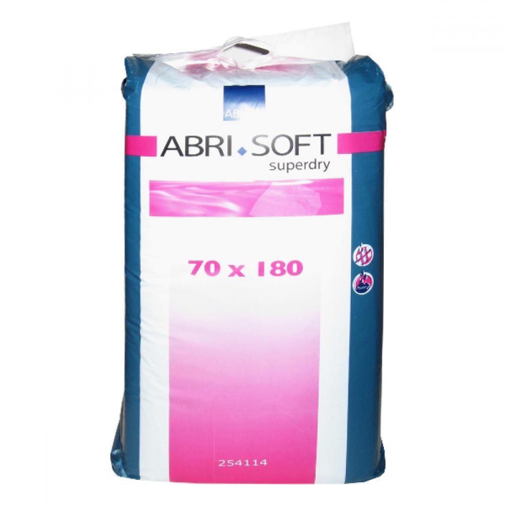 Inkontinenční podložka Abri-soft Superdry 30ks 70x180cm záložkami