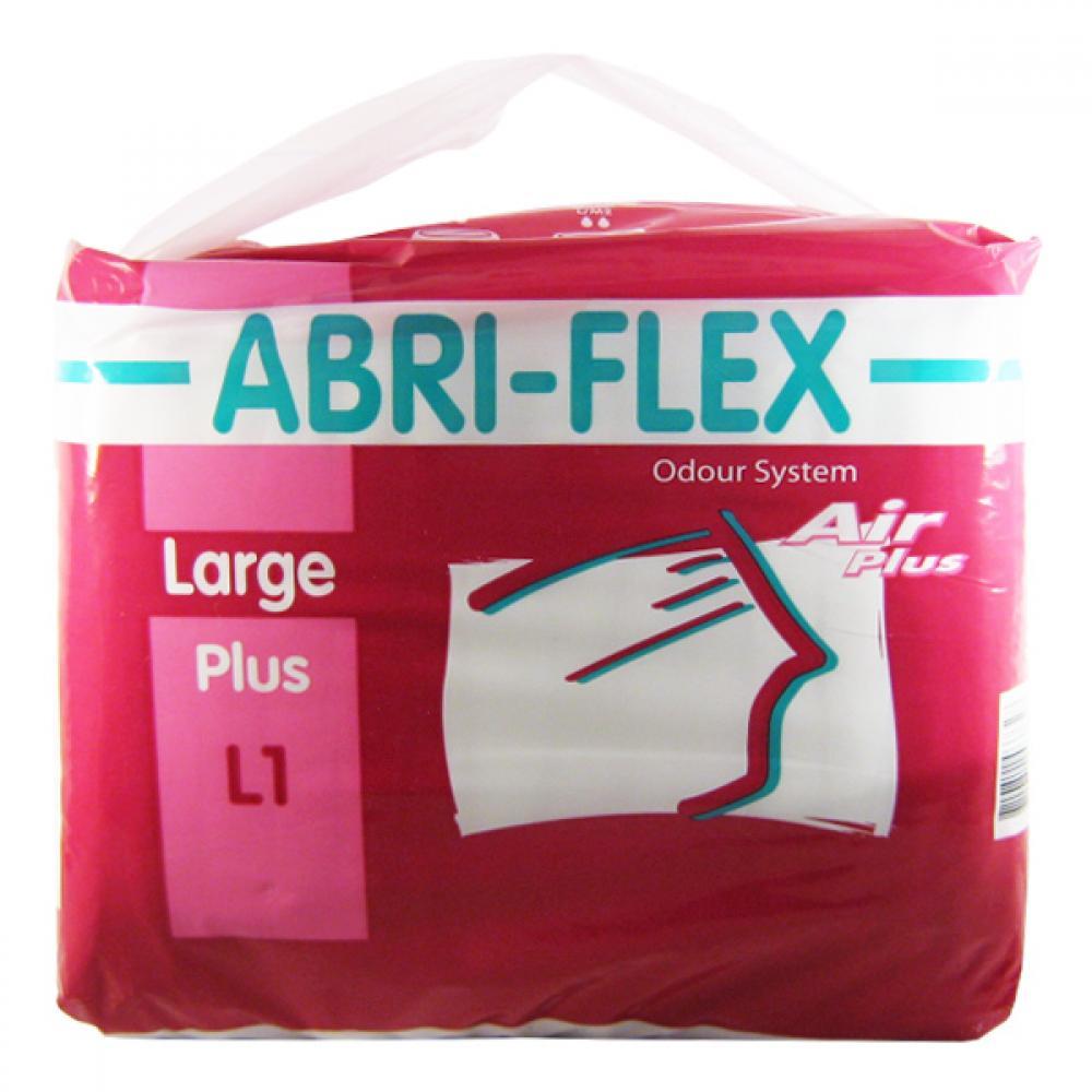 Inkontinentní navlékací kalhotky Abri - flex Large Plus 14 ks