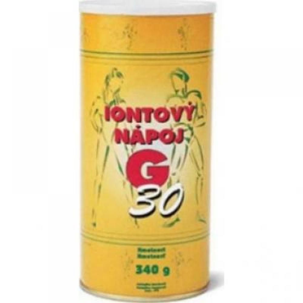 Iontový nápoj G30 dóza 340 g