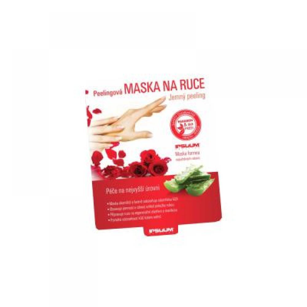 IPSUUM Jemná peelingová maska na ruce 36 ml (1 pár)