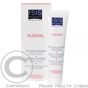 ISIS Ruboril krém 30 ml