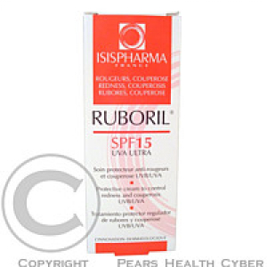 ISIS Ruboril SPF 15 30 ml