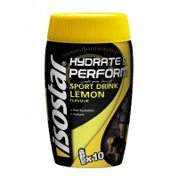 ISOSTAR Hydrate & Perform prášek LEMON 400 g