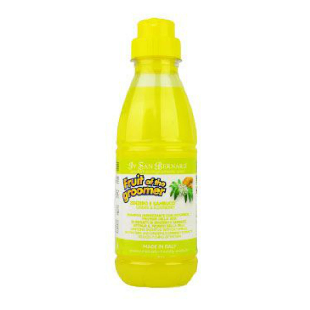 IV SAN BERNARD - Šampon Zenzero-Sambuco 500 ml