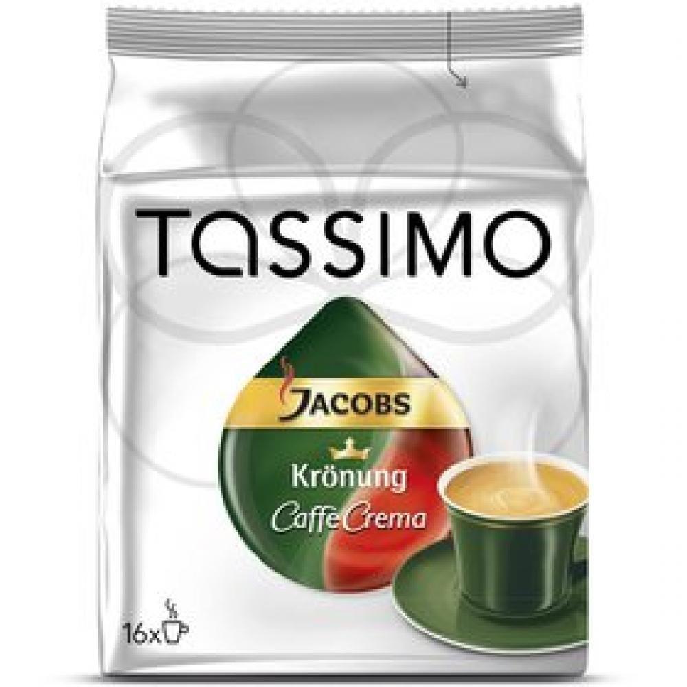 JACOBS KRÖNUNG TASSIMO CAFÉ CREMA (NÁPLŇ)