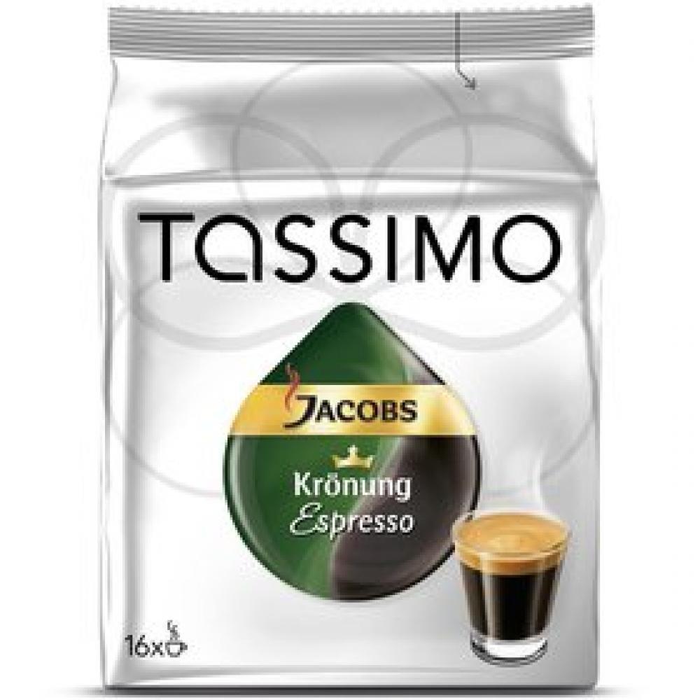 JACOBS KRÖNUNG TASSIMO ESPRESSO (NÁPLŇ)