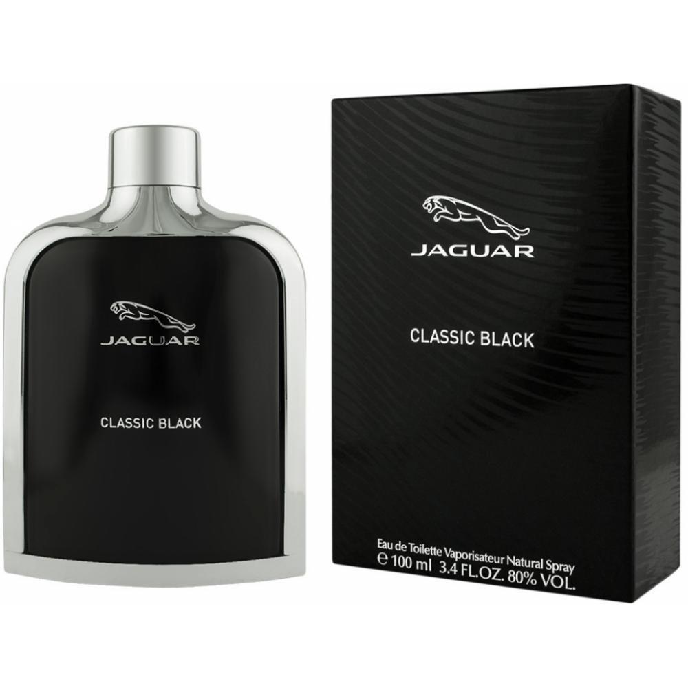 Jaguar Classic Black Toaletní voda 100ml