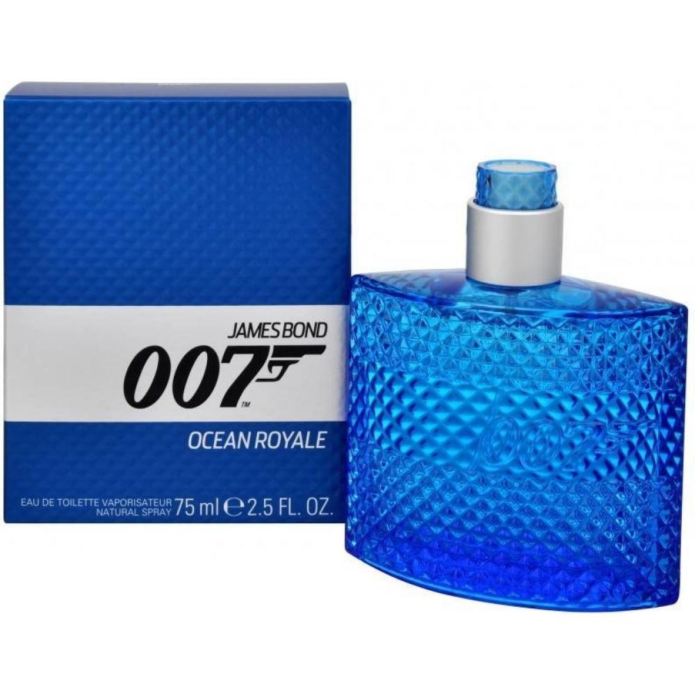 James Bond 007 Ocean Royale Toaletní voda 75ml