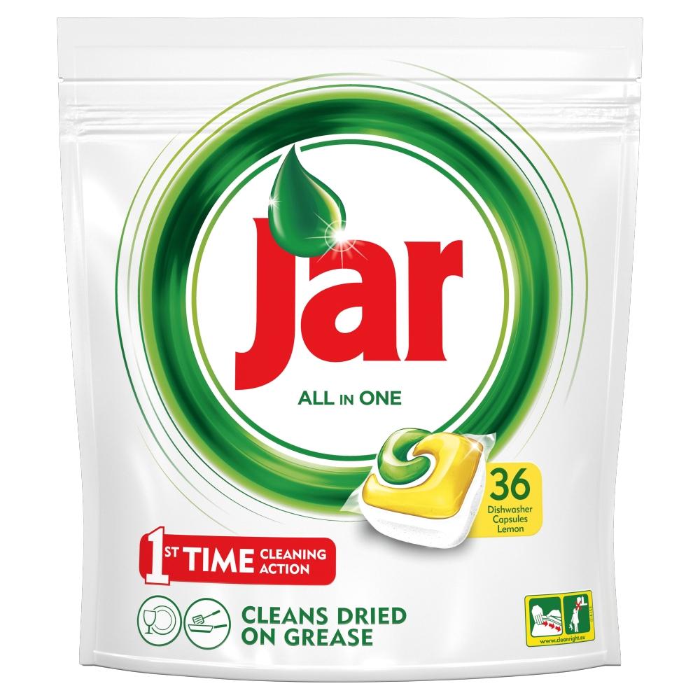 JAR Tablety do myčky Yellow 36 ks