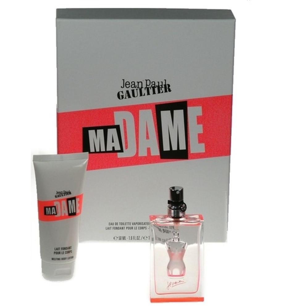 Jean Paul Gaultier Ma Dame Toaletní voda 50ml Edt 50ml + 100ml tělové mléko