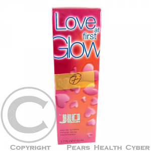 Jennifer Lopez Love at First Glow Toaletní voda 50ml