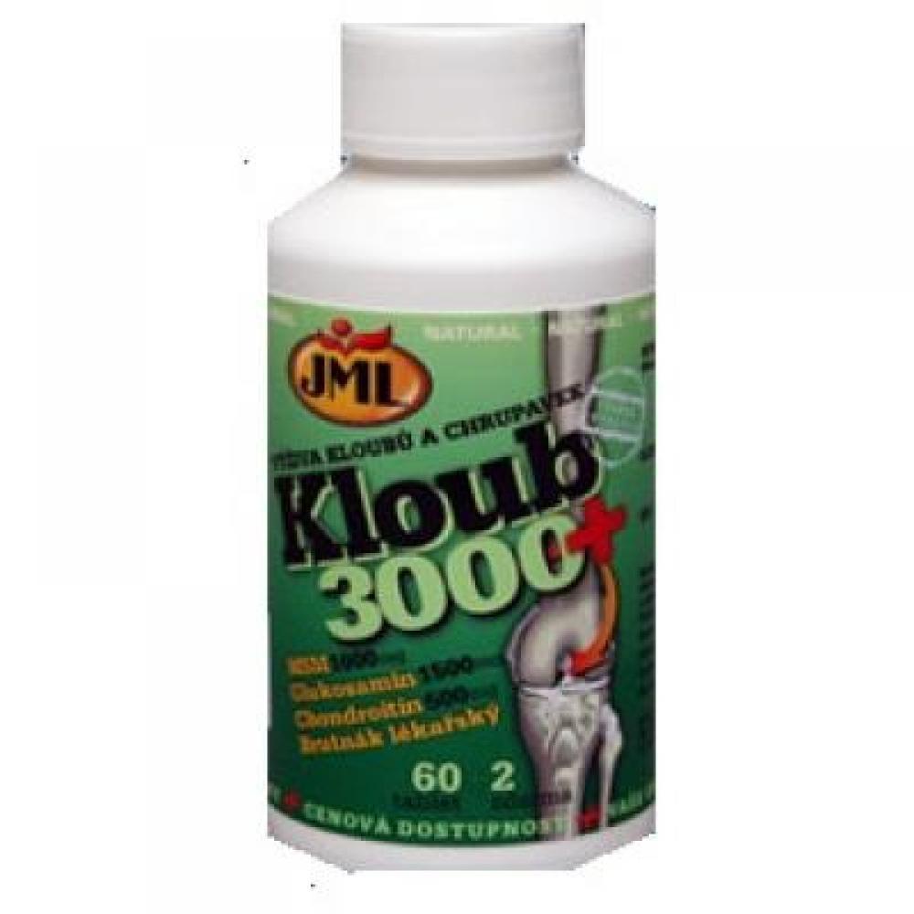 JML Kloub 3000+ 2 x 62 tablet + OMEGA 3+ 34 tablet ZDARMA