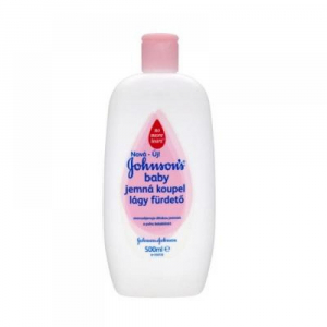 JOHNSON´S BABY Jemná koupel 500 ml