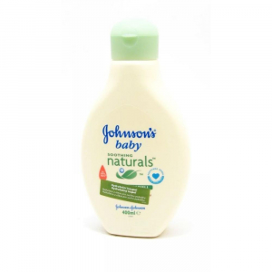 JOHNSON´S BABY Koupel Soothing Naturals 400 ml