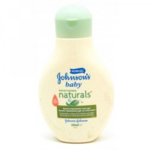 JOHNSON´S BABY Mycí gel Soothing Naturals 250 ml
