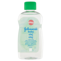 JOHNSON´S BABY Olej s aloe Vera 200 ml