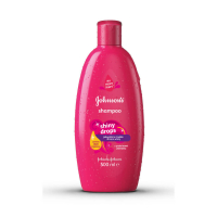 JOHNSONS Shiny Drops šampon 500 ml